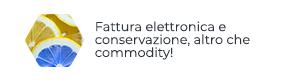 Fattura elettronica e conservazione, altro che commodity!