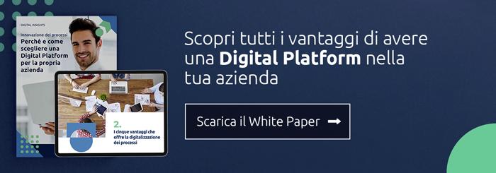 White Paper Digital Platform