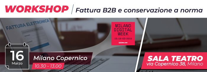 Evento: Milano Digital Week